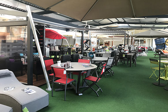 Mobilier extérieur à Mulhouse - Mobiliers et salon de jardin